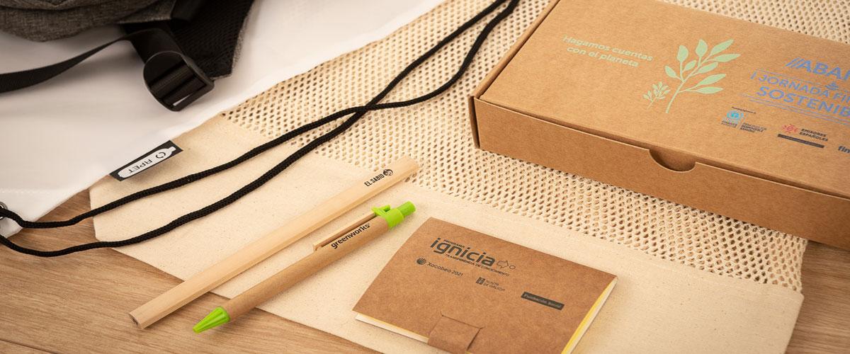 productos eco para merchandising