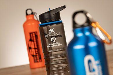 botellas personalizadas para eventos y regalo