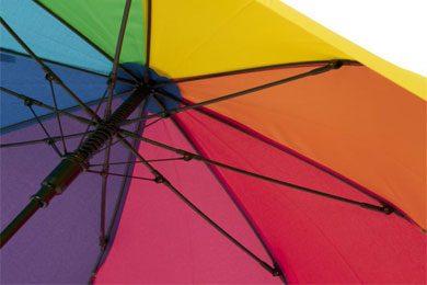 paraguas merchandising